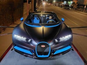 Luxury Vehicle Transportation