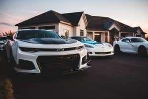 cars, vehicles, garage