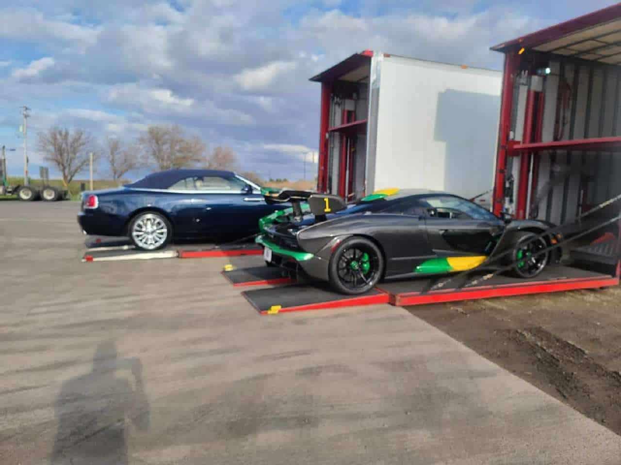Sports Car Transportation
