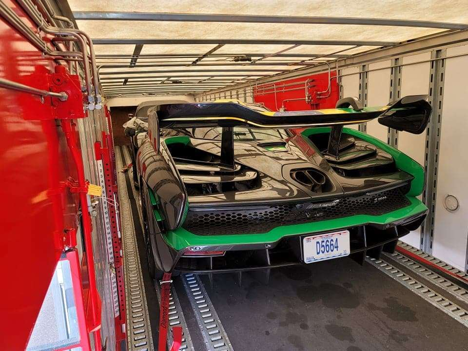 Sports car shipping services