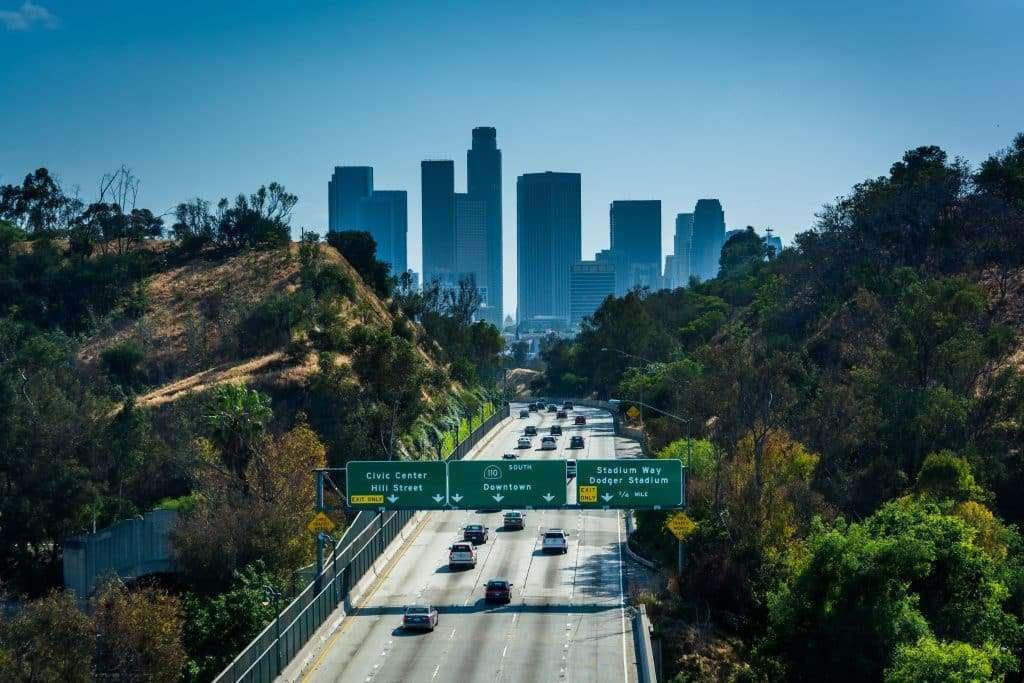 California to Chicago car shipping