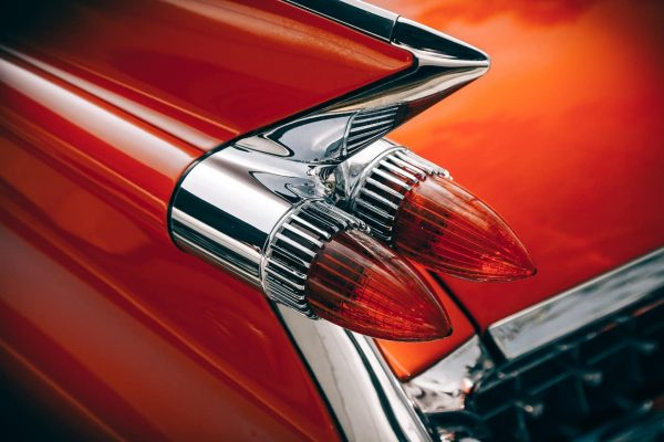 car, classic, close-up